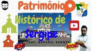 Download Concurso PM-SE - História de Sergipe - Patrimônio Histórico de Sergipe Video