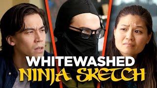 Download Our Ninja Sketch Got Whitewashed Video