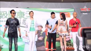 Download TVB艺人们向粉丝打招呼 -《星级健康3之星梦成真》大马造势活动 Video