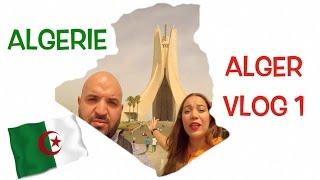 Download ALGERIE VLOG 1 / ON DÉCOUVRE ALGER LA BLANCHE ! 😍🇩🇿 Video