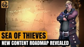 Download Sea of Thieves NEWS - NEW CONTENT ROADMAP REVEALED / EVENTS/ MAP SIZE/ AND MORE #SeaofThieves Video