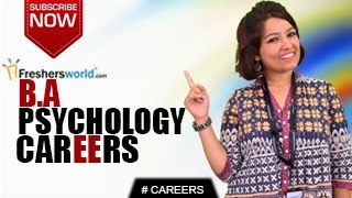 Download CAREERS IN BA PSYCHOLOGY – MA,P.hD,Psychologist,Job Opportunities,Salary Package Video
