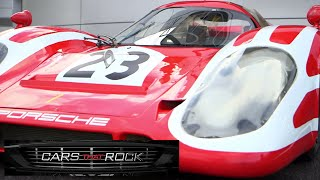Download Cars that Rock - Test Driving the Porsche 917 Video