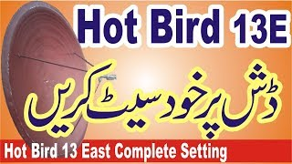 Download Hot Bird 13 East Complete Setting Video