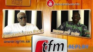 Download Na Woon Demb 23 mai 2016 reçoit Moustapha Ciss ″ Bleck ″ Video