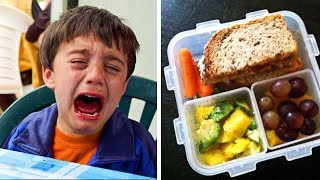 Download Boy Left In Tears After Teacher Throws Away His Lunch, Says He Can Never Eat It At School Again Video