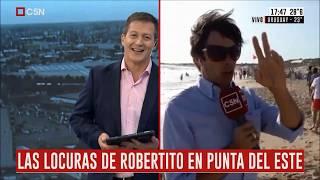 Download Las locuras de Robertito en Punta del Este Video