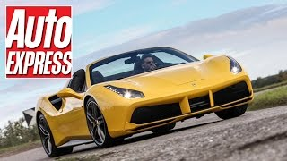 Download Ferrari 488 Spider review Video