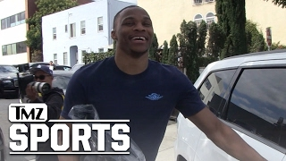 Download RUSSELL WESTBROOK Reaches Fashion Limit NO ON MALE ROMPERS!   TMZ Sports Video