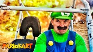 Download Mario Kart in Real Life - Luigi Death Stare! Video