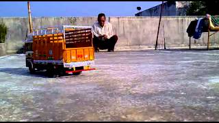Download World's smallest TATA truck. Video