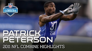 Download Patrick Peterson (LSU, DB) | 2011 NFL Combine Highlights Video