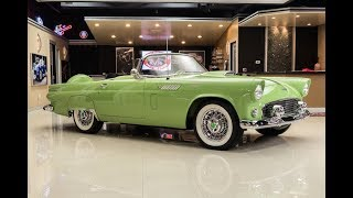 Download 1956 Ford Thunderbird For Sale Video