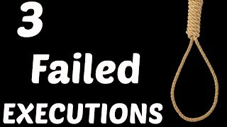 Download 3 Executions That Failed Horribly Video