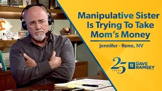 Download Manipulative Sister Is Trying To Take Mom's Money Video