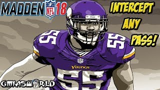 Download Madden 18 Tips: How To Intercept Any Pass In Madden 18 Gameplay Video