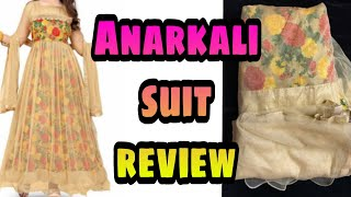 Download अनारकली सूट मात्र ₹599 में/online anarkali suit review/budget anarkali suit Video