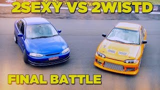 Download 2SEXY VS 2WISTD - FINAL BATTLE! Video