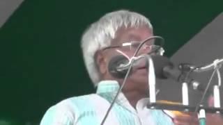 Download मंच पर ही लालू ने नेताओं को लगाई डांट! Video