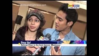 Download DID 4 judge Mudassar Khan visits Chandigarh | Interview Video
