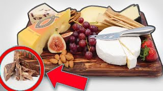 Download The best CHOCOLATE cheese board idea you've EVER seen! Video
