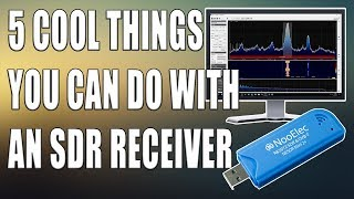 Software Defined Radio: How to Use a RTL-SDR and GQRX with a
