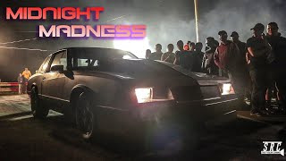 Download The Town Population DOUBLED OVERNIGHT to see OUTLAW STREET STYLE DRAG RACING (Midnight Madness) Video