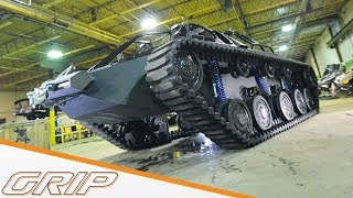 Download ″Fast & Furious 8″-Spezial - Ripsaw - GRIP - Folge 400 - RTL2 Video