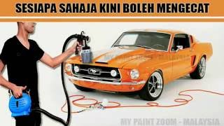 Download Alat Jimat Kos Mengecat Kenderaan - #PZSPRAY Video
