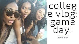 Download COLLEGE VLOG #1: GAMEDAY, FRAT PARTY Video