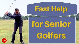 Download One Simple tip that helps Senior golfers improve fastest. Video
