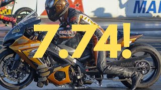 Download 11 of THE FASTEST MOST POWERFUL STREET LEGAL MOTORCYCLES RACE AT HUGE DRAG BIKE EVENT AT NHRA TRACK Video