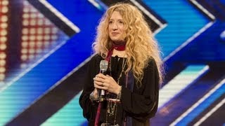Download Melanie Masson's audition - Janis Joplin's Cry Baby - The X Factor UK 2012 Video
