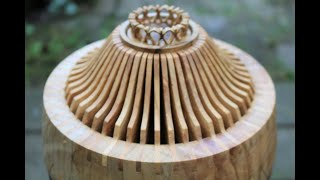 Download Woodturning - The 'Continental' Vessel Video