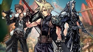 Download 15 Coolest Weapons in Final Fantasy Video