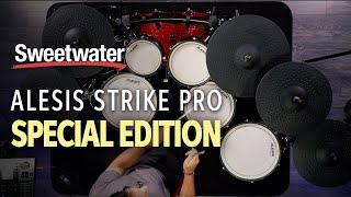 Download Alesis Strike Pro SE Electronic Drum Kit Demo Video