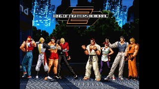 Download Fatal Fury Team vs Art of Fighting Team Video