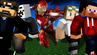 Download Minecraft: AVENGERS MURDER | MODDED MINI-GAME Video