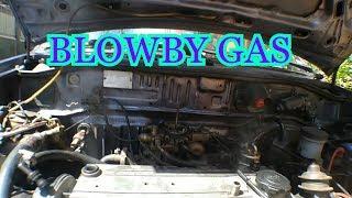 Download LAKAS NG USOK SA BREATHER PAANO NAAYOS NG HINDI NAG OOVERHAUL ll Engine Blowby ll Engine Restore Video