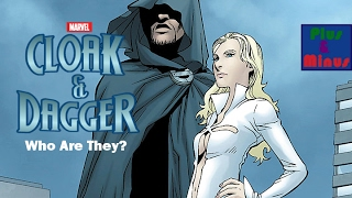 Download Marvel - Who Are Cloak and Dagger (TV SERIES)? Video