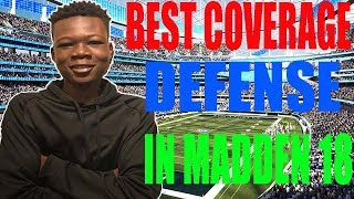 Download CROSSMAN IS BACK!!! BEST COVERAGE DEFENSE IN THE GAME!   MADDEN 18 DEFENSIVE TIP Video