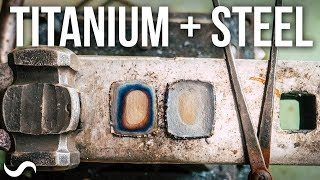 Download CAN YOU MAKE TITANIUM & STEEL DAMASCUS?!?! Video