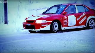 Download Rally Car Vs Bobsleigh | Top Gear Video