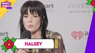 Download Halsey Talks About A Possible Collaboration With The Jonas Brothers Video