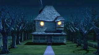 Download DVD - меню:Monster House Video