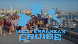Download The Alliance 2017 Mediterranean Cruise: Travelogue One Video