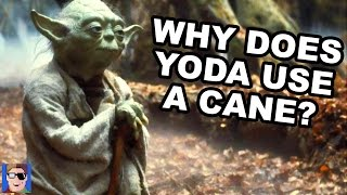 Download Why Does Yoda Use A Cane? Video