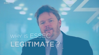 Download ESSEC Global MBA - Hospitality Management Major - Why is ESSEC legitimate in the hospitality sector? Video