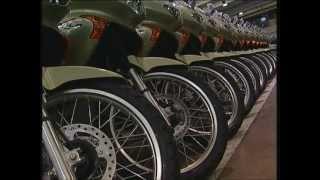 Download Honda Italy: Atessa Motorcycle Production Video