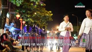 Download Xuống chợ Mùa Yêu - Karaoke (BQL Khu du lịch Mộc Châu) Video